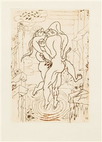 sacrifices / avec un texte de georges bataille by andré masson