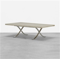 coffee table by ludwig mies van der rohe
