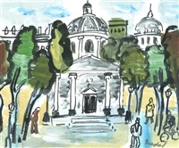 la cathédrale de barcelone by carlos nadal