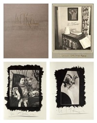 the maxims of men disclose their hearts: the journal of joel-peter witkin (portfolio of 15) by joel-peter witkin