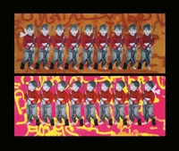 children of war, children of peace (in 2 parts) by laila shawa