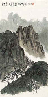 山水 by xiao feng