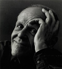 henry by arnold newman