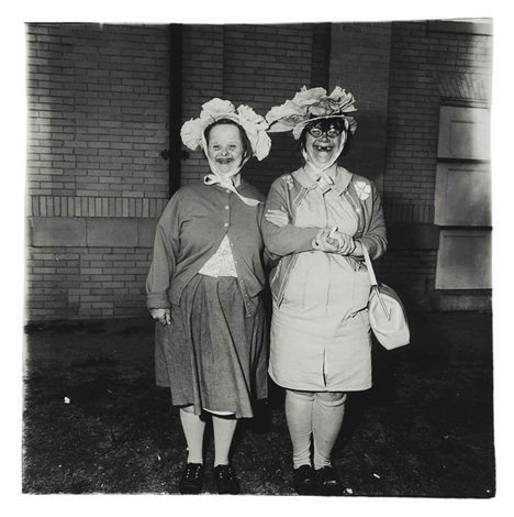 untitled 1 works by diane arbus