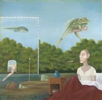 droom van een schilder by hans kanters