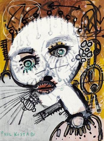 sensory control by paul indrek kostabi