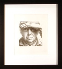 self portrait by george tooker
