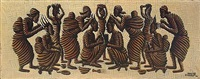 le marché by kibwanga mwenze