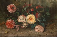flores by eugene ferdinand parisy