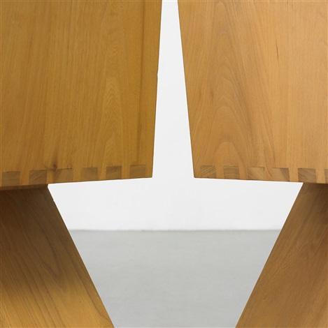 zig zag chairs (set of 6) by gerrit rietveld