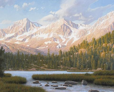 little lakes valley california by dennis doheny