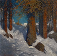 winterwald by hans am ende