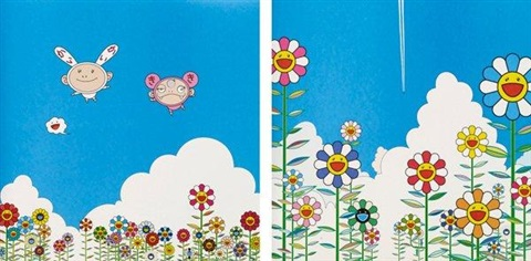 if only i could do this if only i could so that vapor trail 2 works by takashi murakami