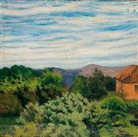 paisaje by nicolas raurich y petre