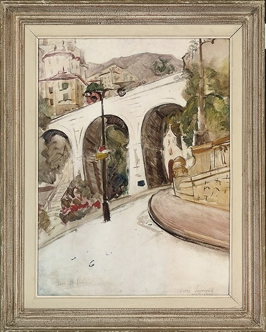 view of st devote church monte carlo by alberto valenzuela llanos