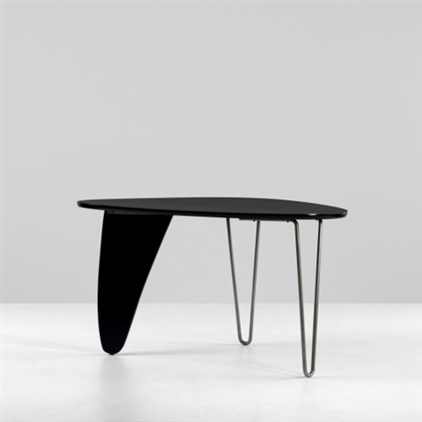 Rudder Dining Table (model In 20) By Isamu Noguchi