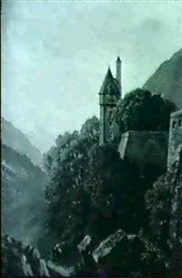 die trostburg bei brixen by henry de renaucourt