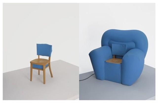 Unique Decompression Chairs By Matali Crasset