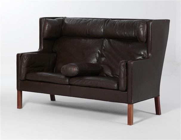 Surprising Coupe Sofa Mod 2192 By Borge Mogensen On Artnet Creativecarmelina Interior Chair Design Creativecarmelinacom