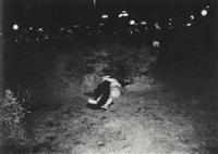untitled, from the park, 1971 by kohei yoshiyuki