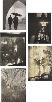 selected images (5 works) by shikanosuke yagaki