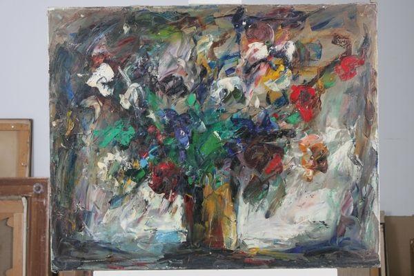 bouquet de fleurs by elemer vagh weinmann