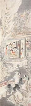 人物 by jiao bingzhen