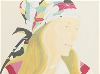 anne by alex katz