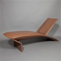 ke-zu chaise lounge by dakota jackson