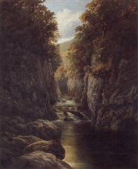 the fairy glen by henry w. henley