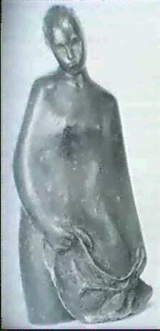 torso de dama by manuel garcia de bucinos