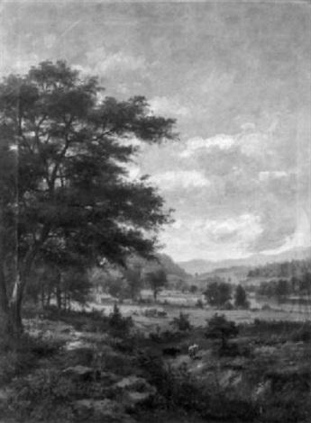 valley farm by george frank higgins
