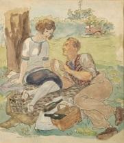 picknick i det gröna by arvid fougstedt