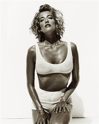 tatjana in swimsuit hollywood by herb ritts