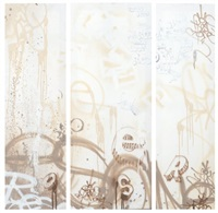 sans titre. (triptych) by reso