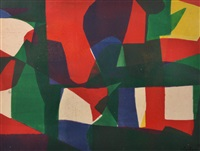 abstraction géométrique by georges collignon