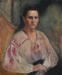 autoportrait by francois angiboult