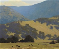 afternoon on the central coast by brian blood