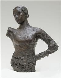 marlène danseuse by charles leplae