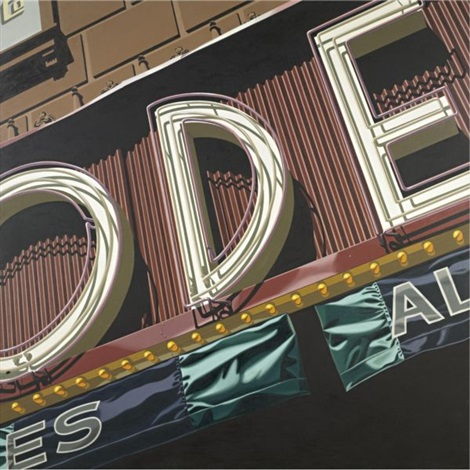 ode by robert cottingham