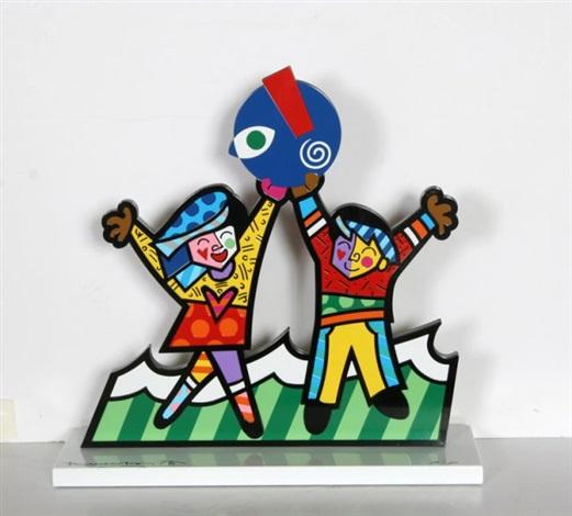 prototype for miami childrens museum by romero britto