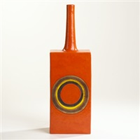 vase by guido and bruno gambone