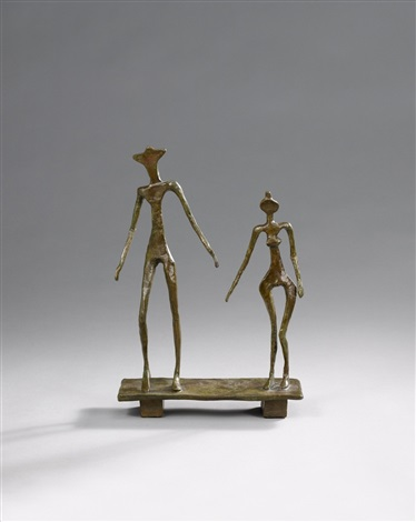 le couple by diego giacometti