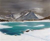 lac en hiver by loic lucas