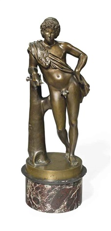 the young pan (after the antique) by benedetto boschetti
