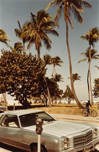 a select group of 6 early photographs (6 works) by william eggleston