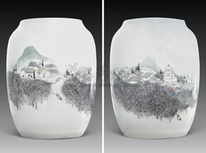 江南水乡 by zhu daoping