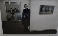 francis bacon paris by claude azoulay
