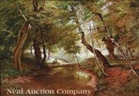 penfield, green county, georgia by thomas addison richards