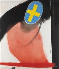 croce gialla by nino aimone